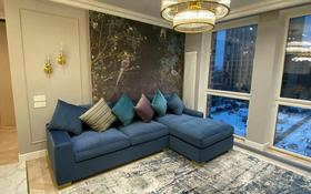 3-комнатная квартира, 120 м² помесячно, Сейфуллина 574/1 к3 за 650 000 〒 в Алматы