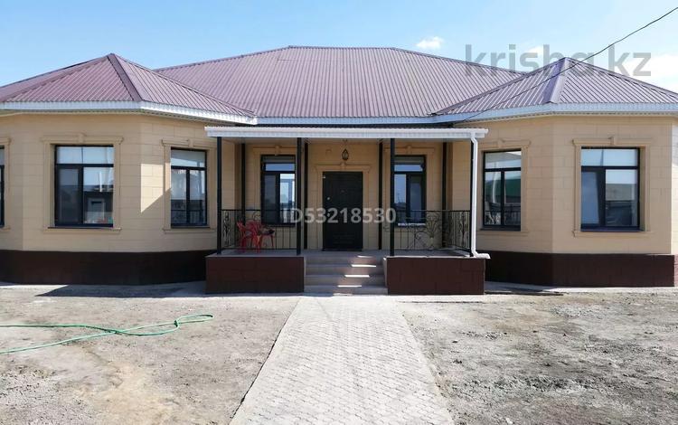 6-комнатный дом, 236 м², 8.32 сот., пгт Балыкши, Промышленная зона Ширина 28.6 за 37 млн 〒 в Атырау, пгт Балыкши