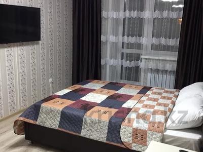 1-комнатная квартира, 34.28 м², 1/6 этаж посуточно, Микрорайон Юбилейный 39 за 8 000 〒 в Костанае