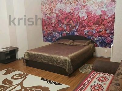 1-комнатная квартира, 50 м², 9/12 этаж посуточно, Сарайшык 34 — Акмешит за 9 000 〒 в Нур-Султане (Астана) — фото 4
