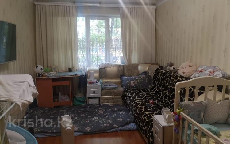 1-комнатная квартира, 36 м², 1/5 этаж, мкр Орбита-4, Мкр Орбита-4 за 15 млн 〒 в Алматы, Бостандыкский р-н