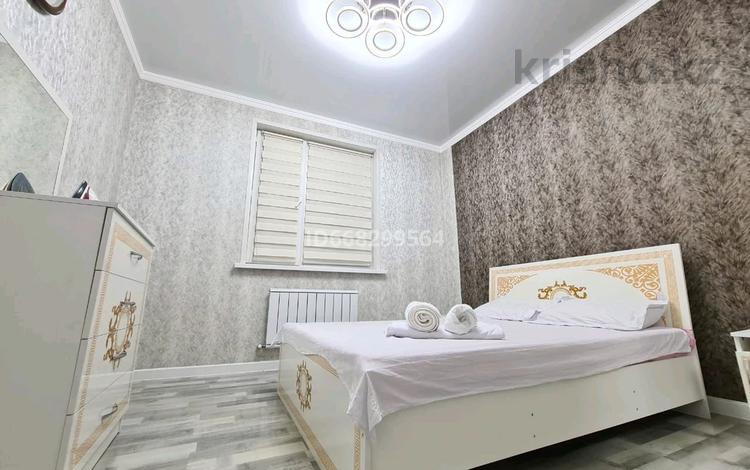 1-комнатная квартира, 60 м², 7/12 этаж посуточно, 1-я Акбулак 55 — Момышулы за 8 000 〒 в Алмалы