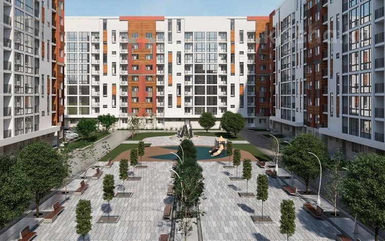 1-комнатная квартира, 44 м², 8/9 этаж, Сейфуллина за ~ 10.1 млн 〒 в Алматы, Турксибский р-н