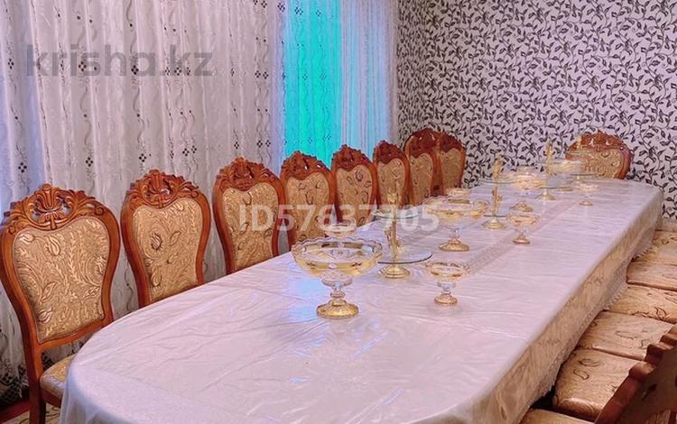 5-комнатный дом, 168 м², 10 сот., Мкр Тассай за 38 млн 〒 в Шымкенте, Каратауский р-н