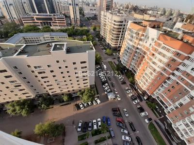 3-комнатная квартира, 107 м², 16/18 этаж помесячно, Отрар за 200 000 〒 в Нур-Султане (Астана), р-н Байконур — фото 11