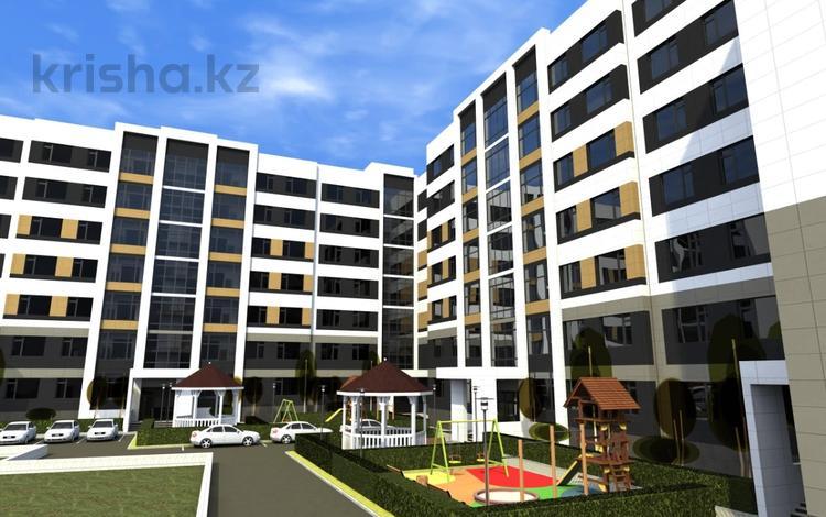 1-комнатная квартира, 49.34 м², 17-й мкр участок 45/1 за ~ 6.4 млн 〒 в Актау, 17-й мкр