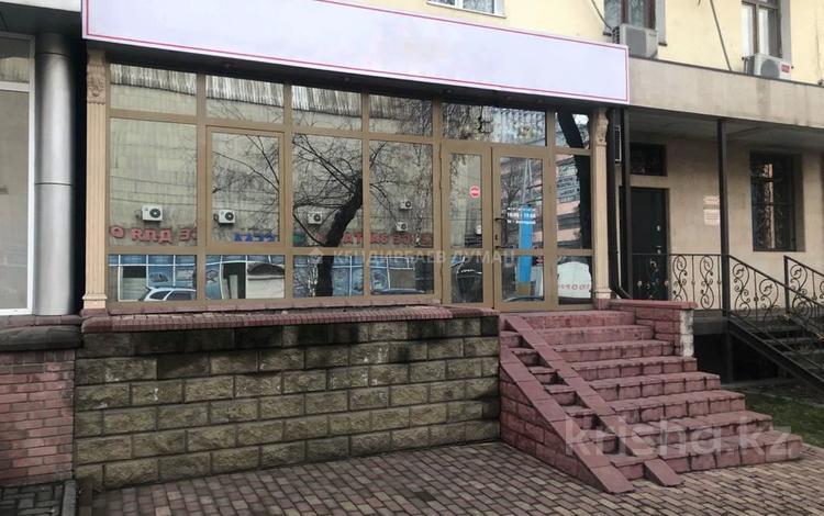 Помещение площадью 45 м², Желтоксан 100 за 53 млн 〒 в Алматы, Алмалинский р-н