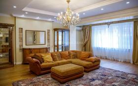 4-комнатная квартира, 230 м², 3/9 этаж помесячно, Каратаева 38А — Желтоксан за 500 000 〒 в Алматы, Бостандыкский р-н