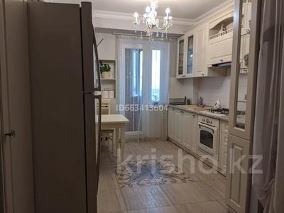 3-комнатная квартира, 110 м², 9/9 этаж, Жибек Жолы 81 — Кунаева за 55 млн 〒 в Алматы, Алмалинский р-н