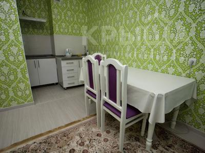2-комнатная квартира, 62 м², 11/17 этаж посуточно, мкр Орбита-1, Навои 208 — Торайгырова за 11 000 〒 в Алматы, Бостандыкский р-н — фото 9