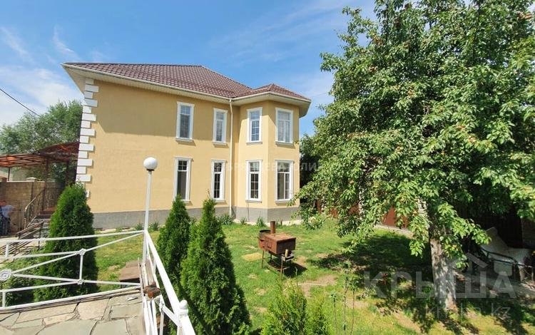 6-комнатный дом, 275 м², 6 сот., мкр Алатау, Кунаева за 115 млн 〒 в Алматы, Бостандыкский р-н