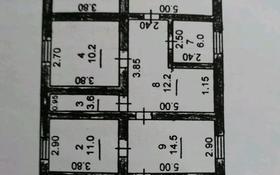 4-комнатный дом, 100.9 м², 12 сот., Горького 32 за 6 млн 〒 в Октябрьском