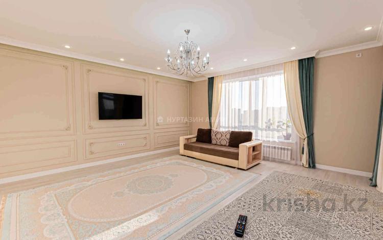 3-комнатная квартира, 100 м², 6/10 этаж, Косшыгулулы за 38.8 млн 〒 в Нур-Султане (Астана), Сарыарка р-н