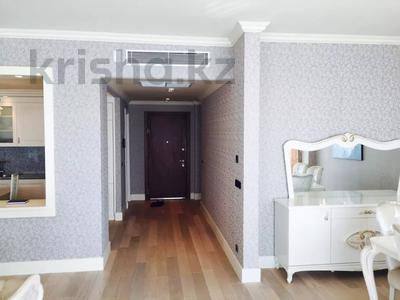 4-комнатная квартира, 160 м², 14/25 этаж помесячно, проспект Туран 37/9 — Сыганак за 1.2 млн 〒 в Нур-Султане (Астана), Есиль р-н — фото 12