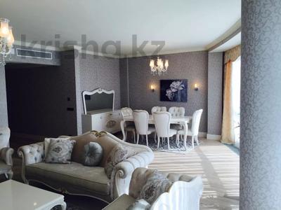 4-комнатная квартира, 160 м², 14/25 этаж помесячно, проспект Туран 37/9 — Сыганак за 1.2 млн 〒 в Нур-Султане (Астана), Есиль р-н — фото 21