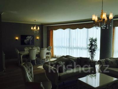 4-комнатная квартира, 160 м², 14/25 этаж помесячно, проспект Туран 37/9 — Сыганак за 1.2 млн 〒 в Нур-Султане (Астана), Есиль р-н — фото 25