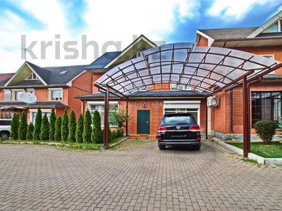 6-комнатный дом, 280 м², 3 сот., Бериктас за 180 млн 〒 в Алматы, Бостандыкский р-н — фото 46