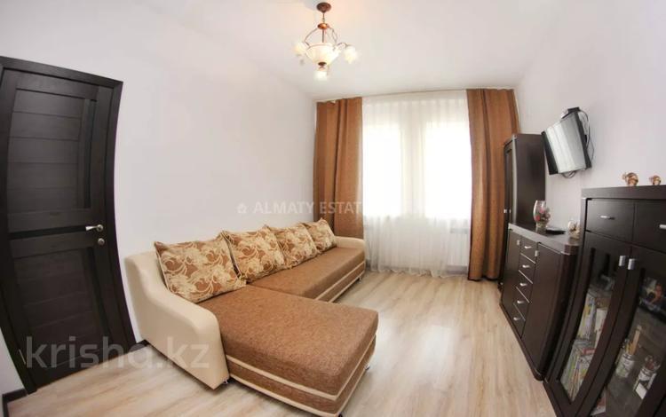 2-комнатная квартира, 54 м², 14/16 этаж посуточно, Навои 208 за 12 000 〒 в Алматы, Бостандыкский р-н