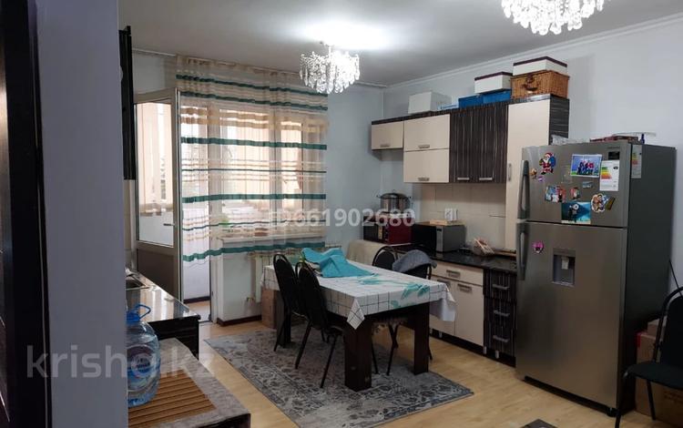 3-комнатная квартира, 87 м², 1/9 этаж, мкр Акбулак, Чуланова — Рыскулова за 23.9 млн 〒 в Алматы, Алатауский р-н