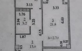 1-комнатная квартира, 51.1 м², 5/10 этаж, Есет батыра 106 А за 11.1 млн 〒 в Актобе, Старый город