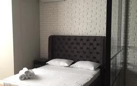 1-комнатная квартира, 56 м² по часам, мкр Тастак-2, Брусиловского 159блок3 за 2 000 〒 в Алматы, Алмалинский р-н