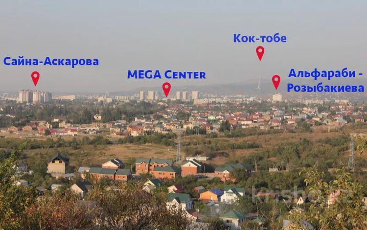 Участок 10 соток, мкр Таусамалы, Мкр. Таусамалы 11 за 12 млн 〒 в Алматы, Наурызбайский р-н
