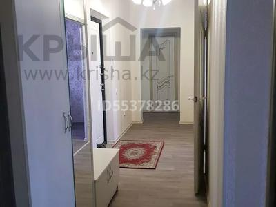 1-комнатная квартира, 65 м², 6/7 этаж помесячно, 6 мкр 27 — Проспект Астана за 100 000 〒 в Талдыкоргане — фото 9