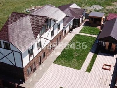 9-комнатный дом, 440.9 м², 10 сот., Табигат за 110 млн 〒 в Бурабае