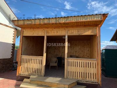 9-комнатный дом, 440.9 м², 10 сот., Табигат за 110 млн 〒 в Бурабае — фото 7