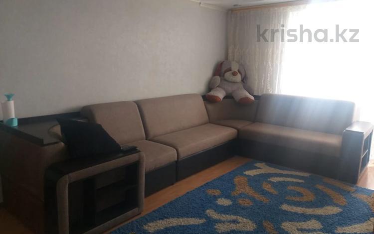 2-комнатная квартира, 53 м², 10/10 этаж, 9 микрорайон 6 за 13 млн 〒 в Костанае