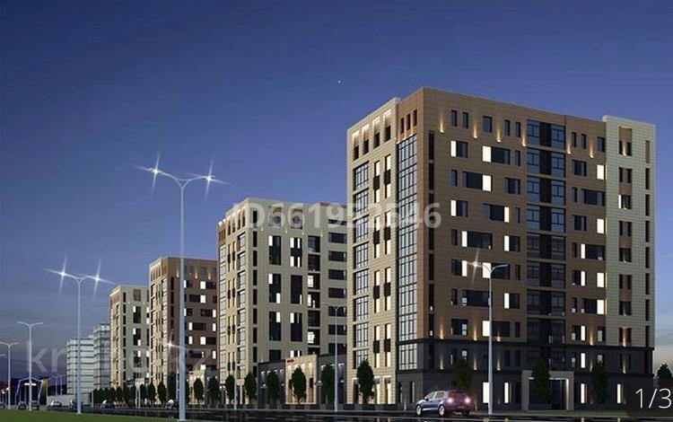1-комнатная квартира, 44.56 м², 10/10 этаж, Байтурсынова 41 за 12.5 млн 〒 в Нур-Султане (Астана), Алматы р-н