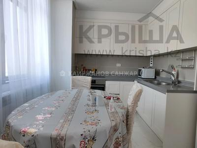 3-комнатная квартира, 85 м², 10 этаж помесячно, Нажимеденова 4 за 250 000 〒 в Нур-Султане (Астана) — фото 4