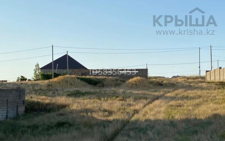 Участок 10 соток, Нуртас новостройка 447 за 20 млн 〒 в Шымкенте, Каратауский р-н
