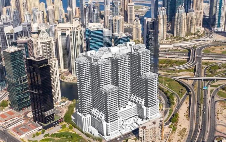 1-комнатная квартира, 38 м², 19/28 этаж, Дубай Марина за 47 млн 〒