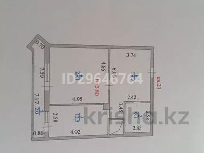 1-комнатная квартира, 62 м², 5/18 этаж, Калдаякова 13 — Тауельсиздик за 20.5 млн 〒 в Нур-Султане (Астана), Алматы р-н — фото 9