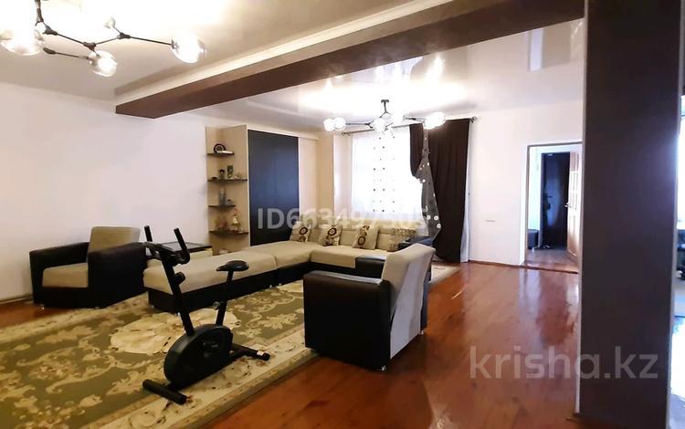 4-комнатная квартира, 120 м², 1/2 этаж, мкр Нурсат 43 за 44 млн 〒 в Шымкенте, Каратауский р-н