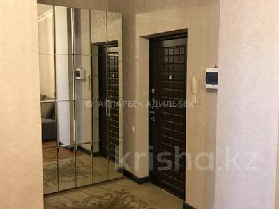 3-комнатная квартира, 120 м² помесячно, Кенесары 4 за 220 000 〒 в Нур-Султане (Астана) — фото 14