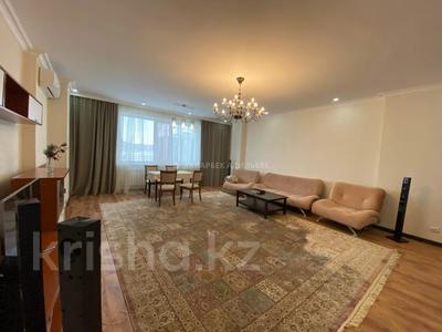 3-комнатная квартира, 120 м² помесячно, Кенесары 4 за 220 000 〒 в Нур-Султане (Астана) — фото 8