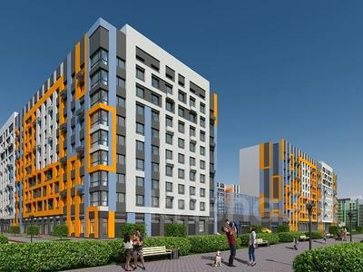 2-комнатная квартира, 44.71 м², Толе би — Е-10 за ~ 12.6 млн 〒 в Нур-Султане (Астана), Есиль р-н