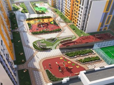 2-комнатная квартира, 44.71 м², Толе би — Е-10 за ~ 12.6 млн 〒 в Нур-Султане (Астана), Есиль р-н — фото 4