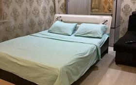 1-комнатная квартира, 70 м², 4/12 этаж посуточно, Тауке хана 33 33 — Кунаева за 7 500 〒 в Шымкенте, Аль-Фарабийский р-н