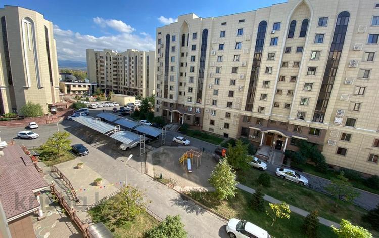 2-комнатная квартира, 67 м², 6/9 этаж, Аскарова Асанбая 21/1 за 29.8 млн 〒 в Алматы, Наурызбайский р-н