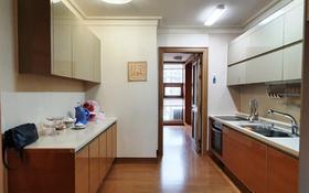 3-комнатная квартира, 100 м², 8/21 этаж помесячно, Аскарова 8 — Саина за 350 000 〒 в Алматы