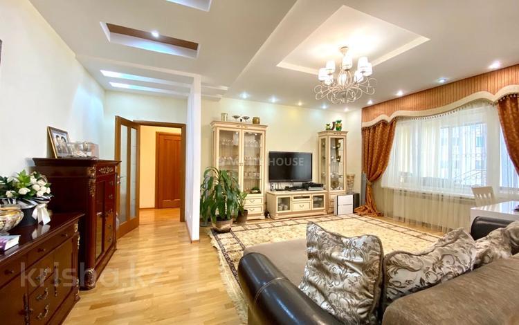 4-комнатная квартира, 127 м², 5/9 этаж, Отырар за 41 млн 〒 в Нур-Султане (Астана), р-н Байконур