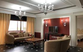 5-комнатная квартира, 225 м², 5 этаж помесячно, Ахмета Байтурсынова 1 за 350 000 〒 в Нур-Султане (Астана), Алматы р-н
