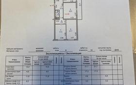 3-комнатная квартира, 102.9 м², 8/12 этаж, Навои 314 — проспект Аль-Фараби за ~ 53.5 млн 〒 в Алматы, Бостандыкский р-н
