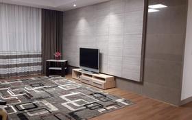 4-комнатная квартира, 130 м², 15/25 этаж помесячно, Нажимеденова 4 за 370 000 〒 в Нур-Султане (Астана)