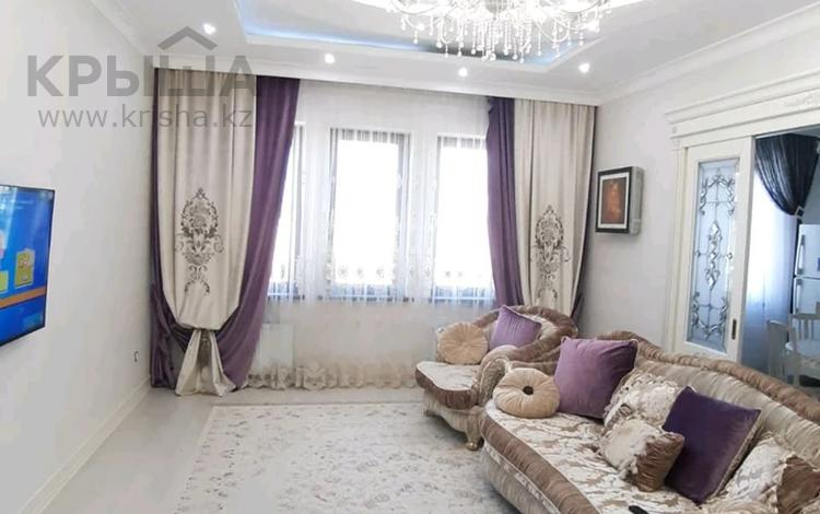 4-комнатная квартира, 143 м², 5/9 этаж, Панфилова за 94.5 млн 〒 в Нур-Султане (Астана), Алматы р-н