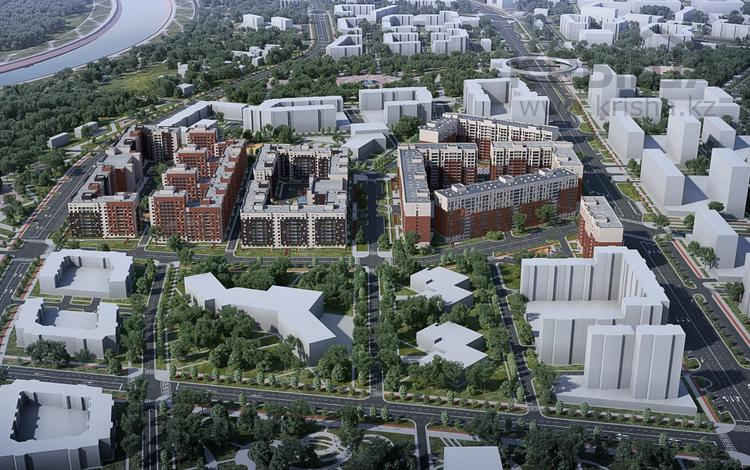3-комнатная квартира, 83.6 м², Косшугулы 159 за ~ 21.7 млн 〒 в Нур-Султане (Астане)