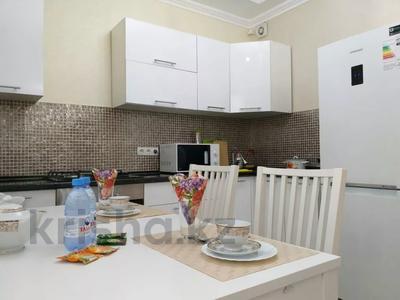 1-комнатная квартира, 50 м², 2/9 этаж посуточно, Сатпаева 2 Г за 10 000 〒 в Атырау — фото 7
